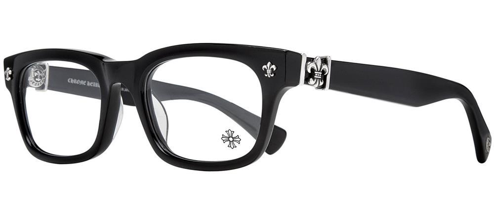 GITTIN ANY? Black (49) 49-19-145 クロムハーツ アイウェア 眼鏡 2018 EYEWEAR