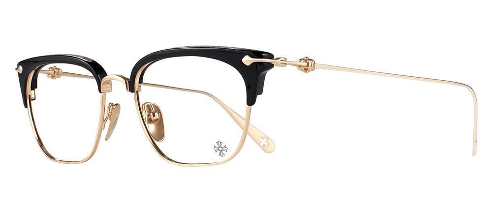 9ea918bc2f2 SKYTREK  CHROME HEARTS SLUNTRADICTION (54) chrome Hertz eyewear ...