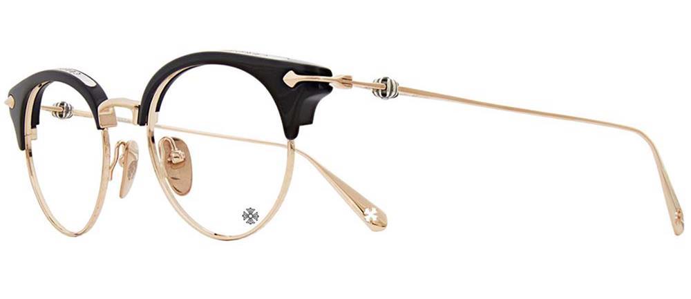 CHROME HEARTS SLUNTRADICTION II-A 48-20-141 クロムハーツ アイウェア 眼鏡