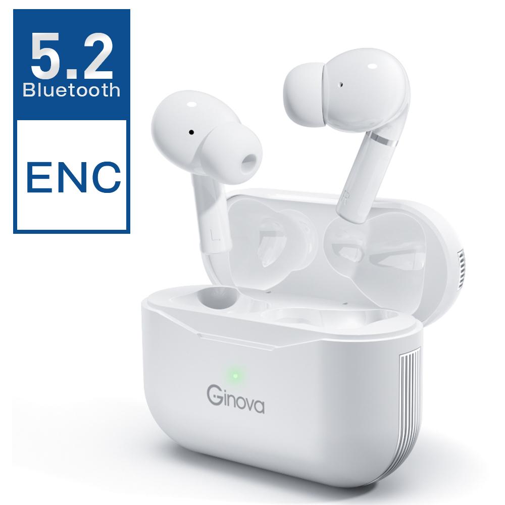 送料無料 ワイヤレス イヤホン bluetooth5.2 AACコーデック 自動接続 8時間音楽再生 長時間使用 疲れにくい ヘッドホン マイク 付き 高音質 Siri対応 箱収納自動充電 1位獲得 Android適用 両耳通話 ENCノイズキャンセリンク 自動ペアリング IPX7防水 Bluetooth5.2 iPhone Hi-Fi 軽型 マイク付き 片耳 正規販売店 左右分離型 日本メーカー新品 ワイヤレスイヤホン 最新型 ブルートゥース bluetooth