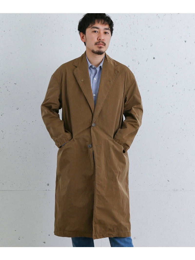 [Rakuten BRAND AVENUE]【SALE/30%OFF】NYUZELESS LONG BIG CHESTER COAT Sonny Label サニーレーベル コート/ジャケット【RBA_S】【RBA_E】【送料無料】