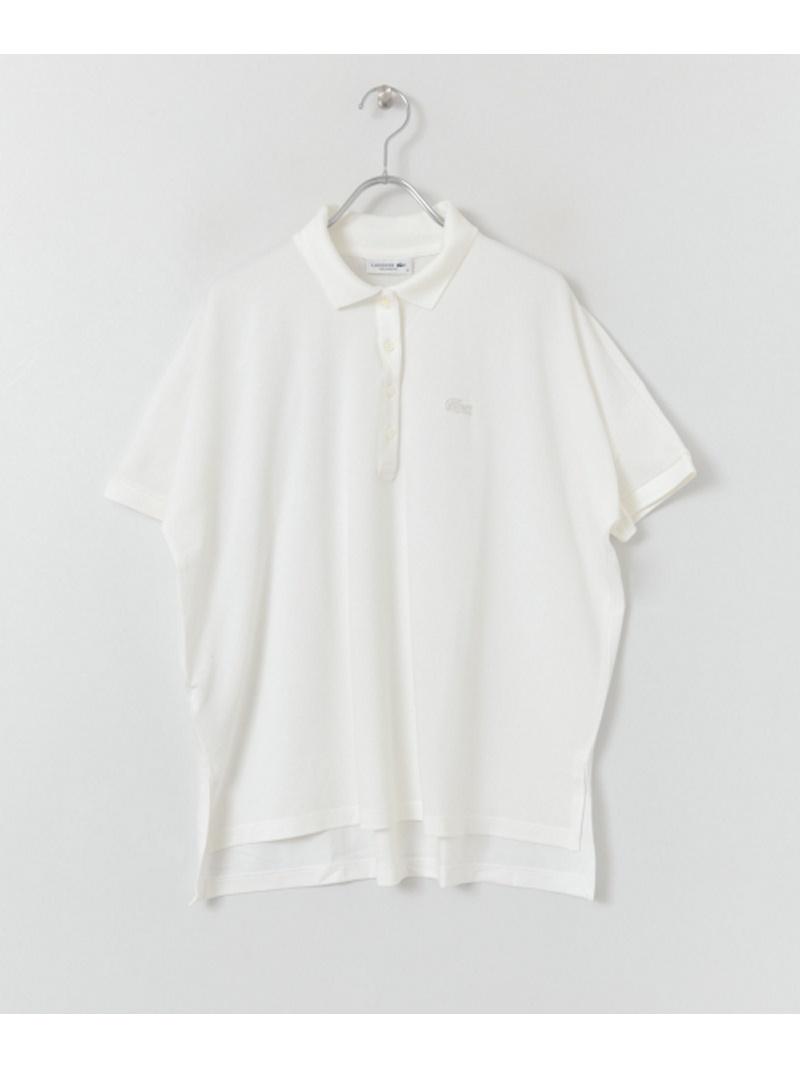 [Rakuten Fashion]LACOSTEポロシャツ Sonny Label サニーレーベル カットソー ポロシャツ ホワイト ブラック ネイビー【送料無料】