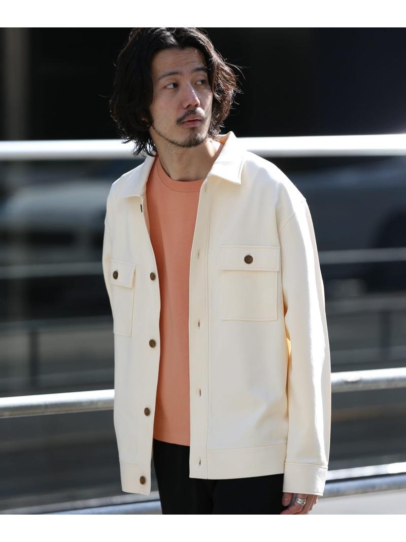Sonny Label メンズ コート ジャケット 現金特価 サニーレーベル SALE 60%OFF Fashion RBA_E Rakuten ダンボールニットCPOジャケット グリーン お得なキャンペーンを実施中 ジャケットその他 ネイビー ホワイト