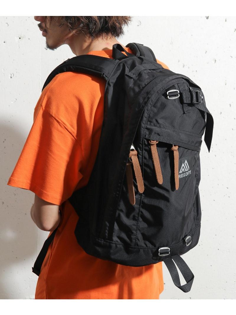 [Rakuten Fashion]GREGORYDAYPACK Sonny Label サニーレーベル バッグ リュック/バックパック ブラック【送料無料】