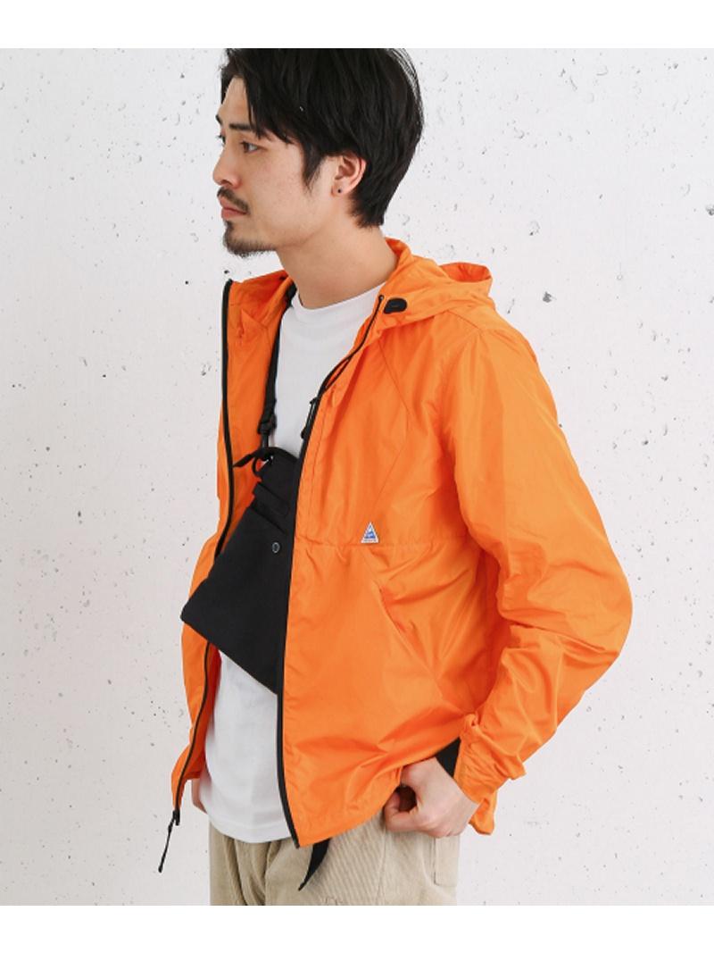[Rakuten Fashion]CapeHEIGHTSFLINT Sonny Label サニーレーベル コート/ジャケット マウンテンパーカー オレンジ ブルー ブラック【送料無料】