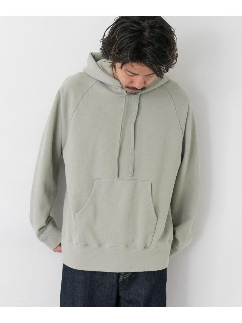 [Rakuten Fashion]TROOULTIMAMVSSTRETCHHOODIE Sonny Label サニーレーベル カットソー パーカー ホワイト ブラック【送料無料】