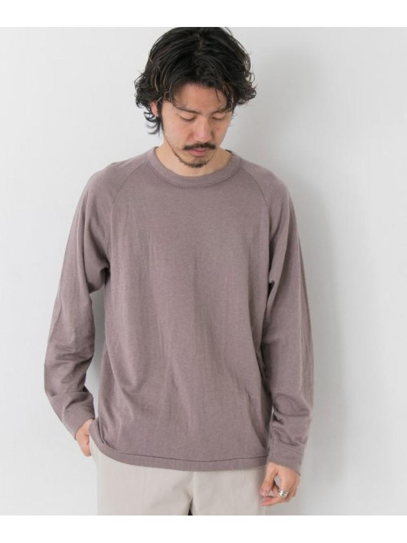 [Rakuten Fashion]TROOCOTTONCASHIMERELONG-SLEEVE Sonny Label サニーレーベル カットソー Tシャツ【送料無料】