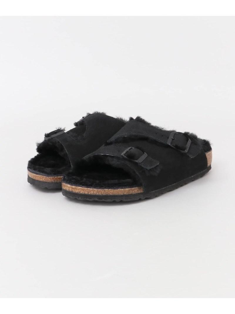 [Rakuten Fashion]BIRKENSTOCKZURICH Sonny Label サニーレーベル シューズ サンダル/ミュール ブラック【送料無料】