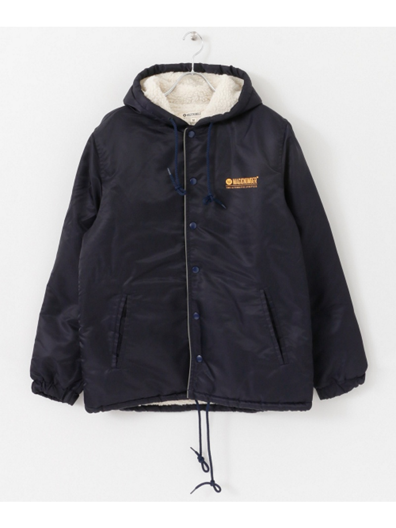 [Rakuten BRAND AVENUE]【SALE/30%OFF】MAGIC NUMBER NYLON INNER BOA COACH JACKET Sonny Label サニーレーベル コート/ジャケット【RBA_S】【RBA_E】【送料無料】