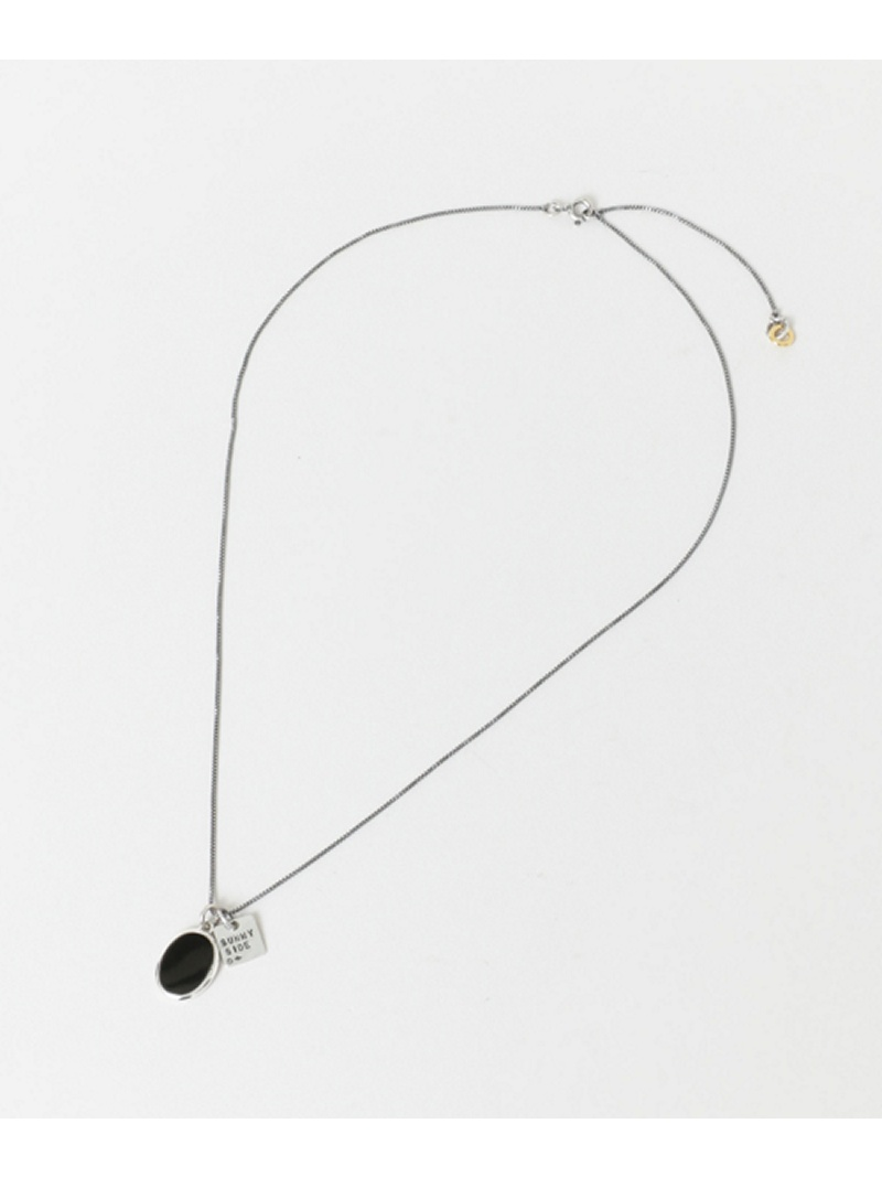 [Rakuten BRAND AVENUE]on the sunny side Horn Signet Top Choker Sonny Label サニーレーベル アクセサリー【送料無料】