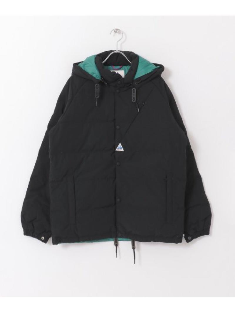 [Rakuten Fashion]CapeHEIGHTSLUTAK Sonny Label サニーレーベル コート/ジャケット ダウンジャケット ブラック【送料無料】