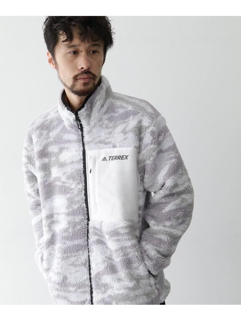 Label SHERPA Sonny XPLR コート/ジャケットその他 コート/ジャケット Fashion]adidas サニーレーベル [Rakuten F グレー【送料無料】