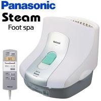 松下电器(Panasonic)蒸气脚矿泉(脚浴器)EH2862P-W(白)脚公共汽车