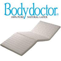 Genuine body doctor light foldable mattress, 90 x 195 x 7.5 cm 【】