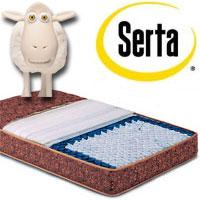 正規品 SERTA(サータ) ポケットコイルマットレス ポスチャーノーマル セミキング 幅180×長さ196×厚さ26cm【送料無料】