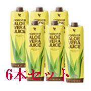 FLP Aloe Vera juice (set of 6)