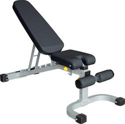 【送料無料】マルチパーパスベンチ[impulse/インパルス][Slim Fit Gym ワイルドフィット] ジム スタジオ プロ 本格的 トレーニングマシン フィットネス