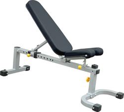 【送料無料】フラットインクラインベンチ[impulse/インパルス][Slim Fit Gym スリムフィット] ジム ホームジム トレーニングマシン フィットネス