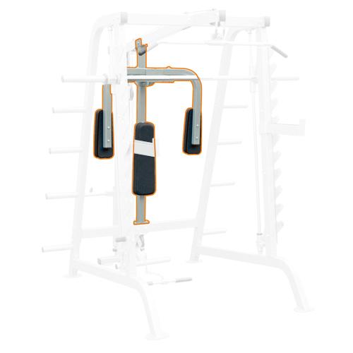 【送料無料】ハーフケージペックフライアタッチメント[impulse/インパルス][Slim Fit スリムフィット] ジム スタジオ プロ 本格的 トレーニングマシン フィットネス