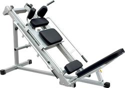 【送料無料】レッグプレスハックスクワットマシン[impulse/インパルス][Slim Fit スリムフィット] ジム スタジオ プロ 本格的 トレーニングマシン フィットネス