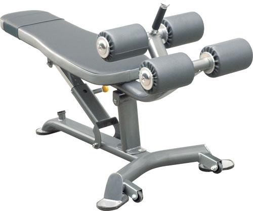 【送料無料】マルチアブベンチ[impulse/インパルス][Slim Fit スリムフィット] ジム スタジオ プロ 本格的 トレーニングマシン フィットネス