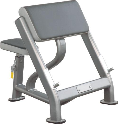 【送料無料】シーテッドプリチャーカール[impulse/インパルス][Slim Fit スリムフィット] ジム スタジオ プロ 本格的 トレーニングマシン フィットネス