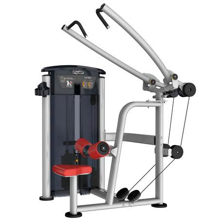 【送料無料】ラットプルダウン(295ポンド)《impulse/インパルス》ダンベル・トレーニングマシン・筋トレ・格闘技用品のワイルドフィット