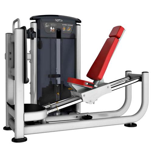 【送料無料】レッグプレス(295ポンド)《impulse/インパルス》ダンベル・トレーニングマシン・筋トレ・格闘技用品のワイルドフィット