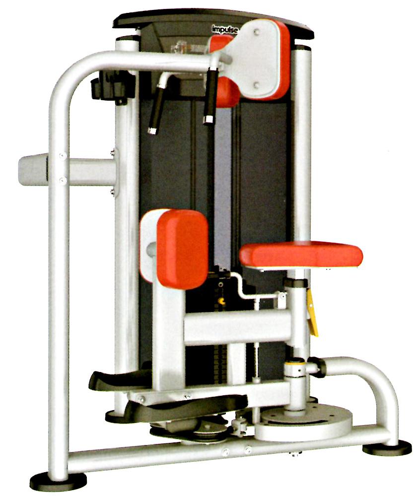 【送料無料】トーソローテーション(200ポンド)《impulse/インパルス》ダンベル・トレーニングマシン・筋トレ・格闘技用品のワイルドフィット