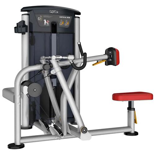 【送料無料】バーティカルロー(295ポンド)《impulse/インパルス》ダンベル・トレーニングマシン・筋トレ・格闘技用品のワイルドフィット