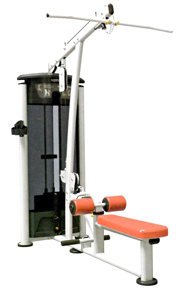 【送料無料】ラットプルダウンバーティカルロー(235ポンド)《impulse/インパルス》ダンベル・トレーニングマシン・筋トレ・格闘技用品のワイルドフィット