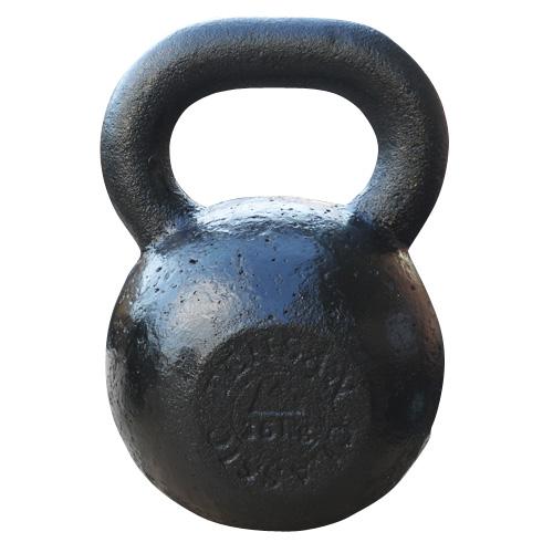 天山クラシックケトルベル 36kg[WILD FIT ワイルドフィット] 送料無料 ウエイト トレーニング ダンベル 筋トレ 握力 腕力