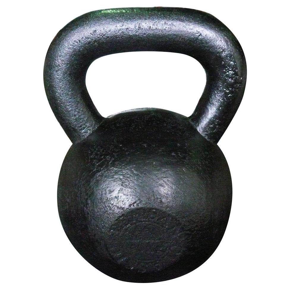 天山クラシックケトルベル 40kg[WILD FIT スリムフィット] 送料無料 ウエイト トレーニング ダンベル 筋トレ 握力 腕力