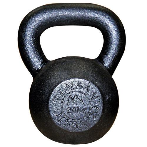天山クラシックケトルベル 24kg[WILD FIT ワイルドフィット] 送料無料 ウエイト トレーニング ダンベル 筋トレ 握力 腕力