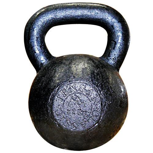 天山クラシックケトルベル 32kg[WILD FIT ワイルドフィット] 送料無料 ウエイト トレーニング ダンベル 筋トレ 握力 腕力