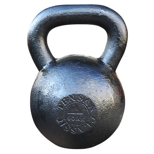 天山クラシックケトルベル 40kg[Slim Fit スリムフィット] 送料無料 ウエイト トレーニング ダンベル 筋トレ 握力 腕力