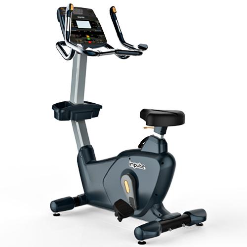 【impulse/インパルス】ライトコマーシャルアップライトバイク[Slim Fit Gym スリムフィット]有酸素運動 トレーニング器具