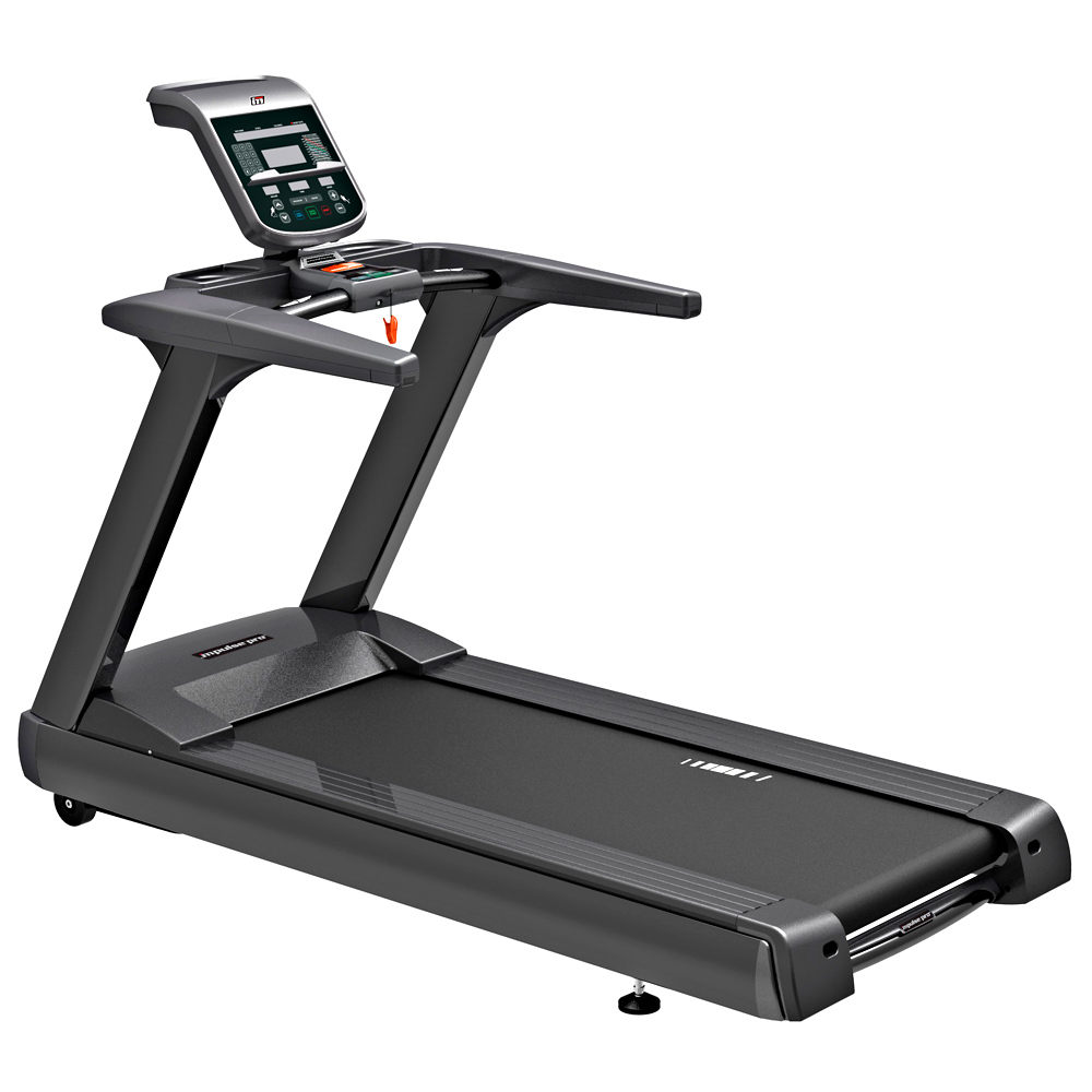【impulse/インパルス】コマーシャルトレッドミル[Slim Fit Gym スリムフィット]有酸素運動 ルームランナー トレーニング器具