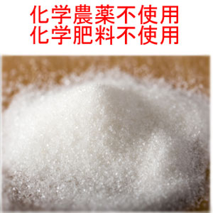 お得なキャンペーンを実施中 販売期間 限定のお得なタイムセール 化学合成農薬 肥料 不使用栽培 USDA認証品 砂糖 3kg×3