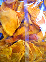 ★無添加・無漂白 ドライマンゴー 500g×12  無農薬(化学農薬不使用)栽培 送料無料お待たせしてすみません。2014年11月29日より販売の再開が可能になりました。ご予約を賜っております。