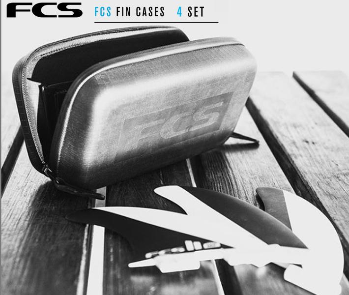FCS スーパーセール トラベル サーフアクセサリー 新作通販 安心と快適さを保つためには欠かせないアイテムです FIN CASES 4SET フィンケース 最大4セットのがフィン収納可能 エフシーエス あす楽 便利グッズ サーフィン ケース送料無料 収納 フィン サーフトリップ サーフトリップのお供に 4SET最大4セットのがフィン収納可能