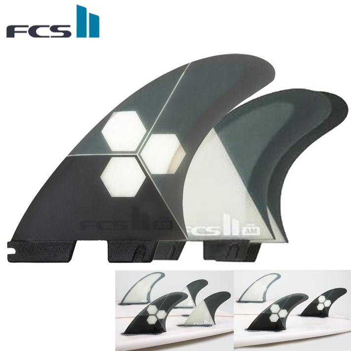 FCS2 フィンAL MERRICK PC AIRCORE TRI-QUAD FINS M/LサイズAl Merrick's Shaper Fin AM アルメリック トライフィン 送料無料!ポイント20倍