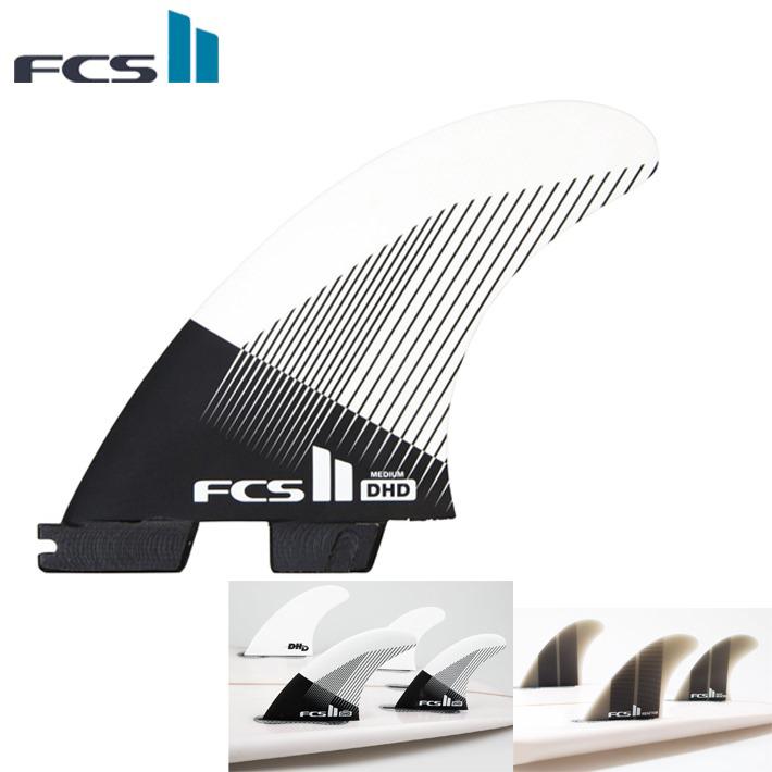 FCS2 5フィンDHD PC TRI-QUAD FINS M/LサイズDarren Handley Shaper FinDHD トライトライ・クアッドフィン 送料無料!ポイント20倍
