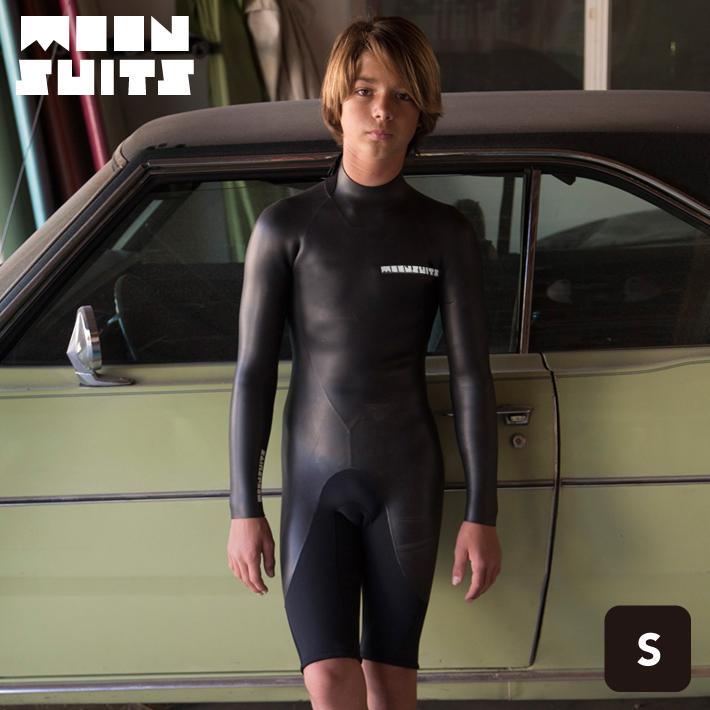 MOON SUITS ムーンウェットスーツ L/Sスプリング 2mm Moon Wetsuits ムーンスーツ Joel Tudor ジョエル・チューダー ジョエルチューダー サーフィン サーフボード
