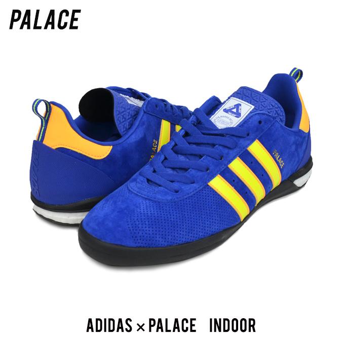 【割引クーポン配布中】 PALACE SKATEBOARDS / パレス スケートボード PALACE × adidas INDOOR SNEAKER スニーカー シューズ 靴 アディダス 【バーゲン】