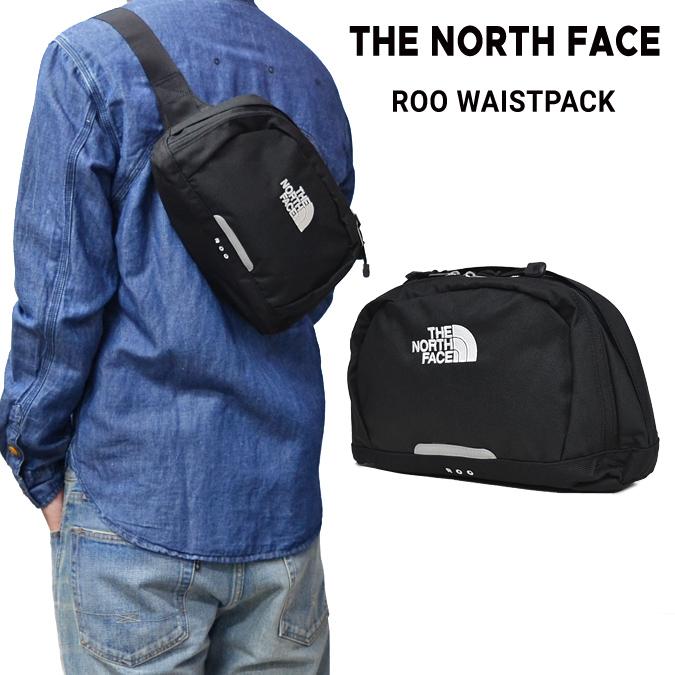 【クーポン利用で最大1,000円OFF】 THE NORTH FACE ノースフェイス Roo Daypack Waistpack Sling Bag ウエストバッグ ボディーバッグ ショルダーバッグ 鞄 メンズ レディース ユニセックス ストリート アウトドア