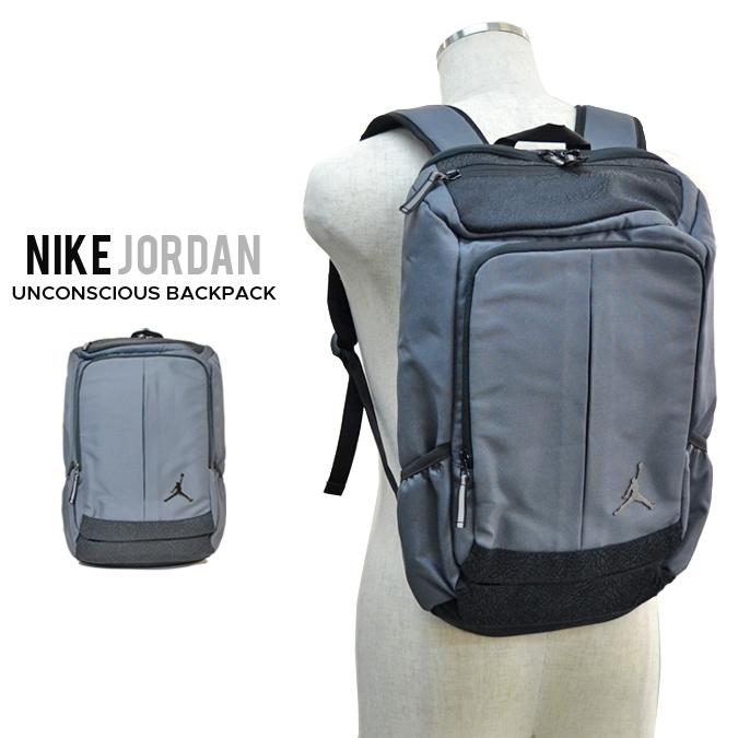 【割引クーポン配布中】 NIKE ナイキ UNCONSCIOUS BACKPACK JORDAN ジョーダン リュック バックパック 鞄 BAG メンズ レディース ユニセックス