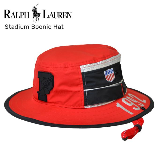 【割引クーポン配布中】 POLO Ralph Lauren ポロ ラルフローレン Stadium Boonie Hat Cap ハット ブーニーハット ミリタリー Winter Stadium メンズ レディース ユニセックス