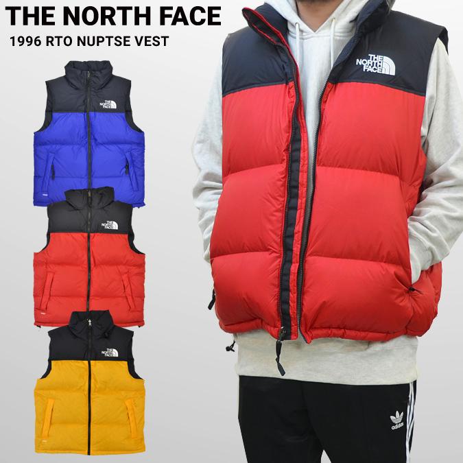 【割引クーポン配布中】 THE NORTH FACE ノースフェイス 1996 RETRO NUPTSE VEST レトロ ヌプシ ベスト ダウンベスト メンズ