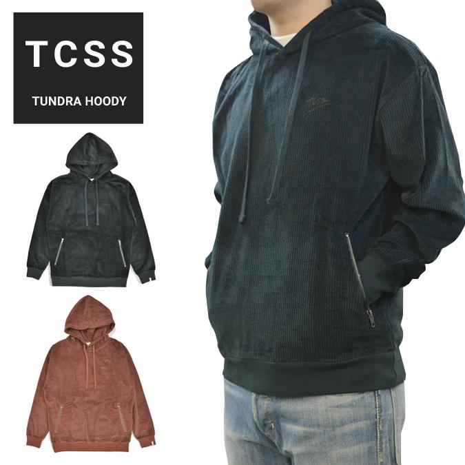 【割引クーポン配布中】 TCSS ティーシーエスエス パーカー TUNDRA HOODY スウェット フリース 長袖 メンズ S-XL グリーン レッド FC1865